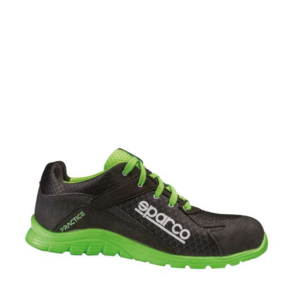 sparco-practice-green
